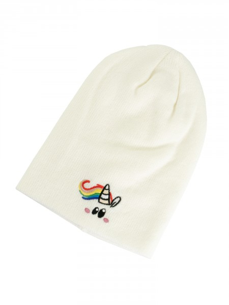 Pummel & Friends - Long Beanie (creme) - Pummeleinhorn
