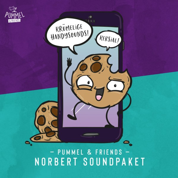 Pummel & Friends - Soundpaket - Norbert (Downloadartikel)