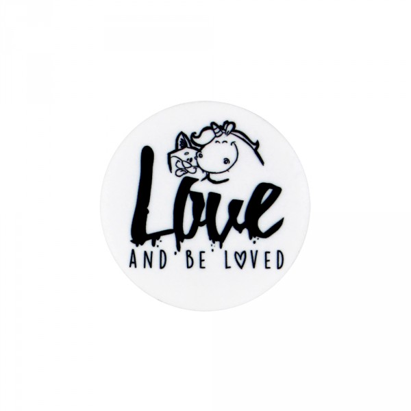 Pummeleinhorn PopSocket - Love and be loved