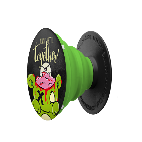 Pummel & Friends - PopSockets – Zonbi & Boo (together)