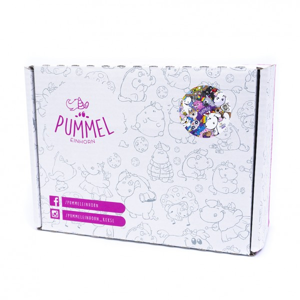 Pummel & Friends - Mysterybox Nr.1 - Zonbi (Warenwert ca. 45€)
