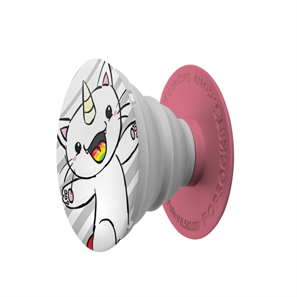 Pummel & Friends - PopSockets - Purricorn